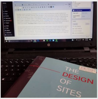 The Design of Sites  – The Book On Designing Websites