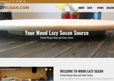 WoodLazySusan