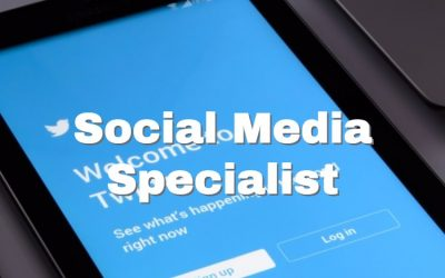 I was Promoted to Social Media Specialist